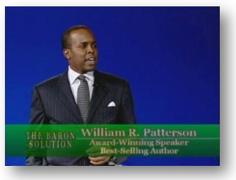 Business Motivational Speaker - William R. Patterson
