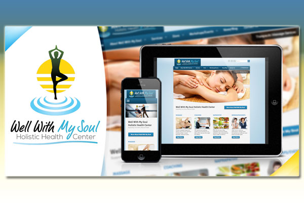 Branding and Website for Well With My Soul