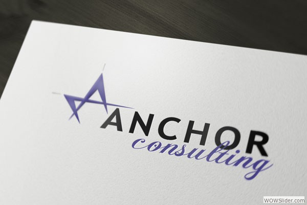 Logo Design for Anchor Consulting, LLC