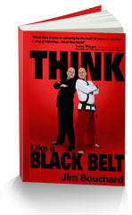 Think Like a Black Belt Cover