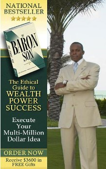 Wealth Coach and National Bestselling Author William R. Patterson