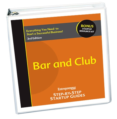 Small Business Ideas - Bar/Club Business Startup Guide