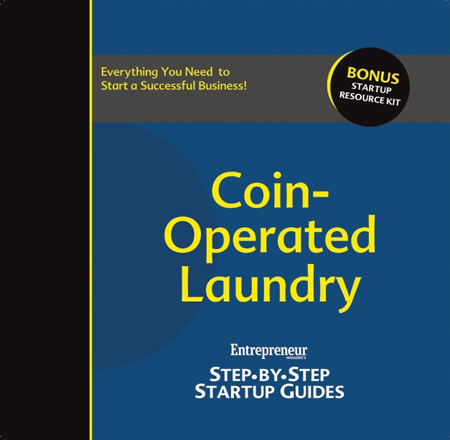 Small Business Ideas - Coin-Op Laundry Business Startup Guide