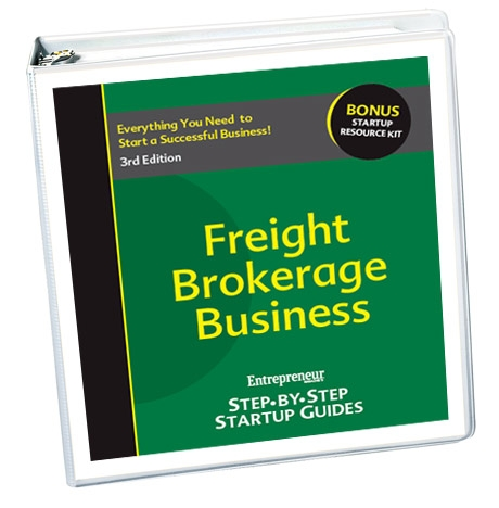 Small Business Ideas - Freight Brokerage Business Startup Guide