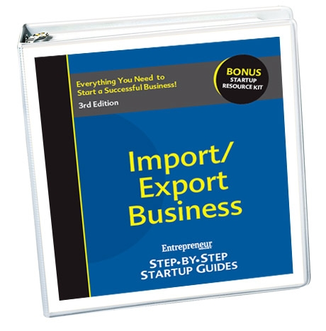 Small Business Ideas - Import/Export Business Startup Guide