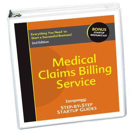 Small Business Ideas - Medical Claims Billing Service Business Startup Guide