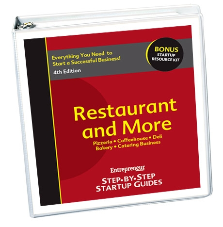 Small Business Ideas - Restaurant and Food Business Startup Guide