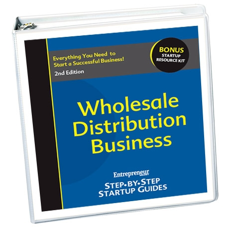 Small Business Ideas - Wholesale Distribution Business Startup Guide