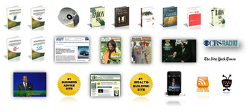Business Coach William R. Patterson - Track Record of Success Banner